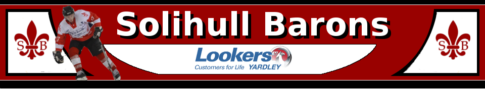 Solihull Barons Roster