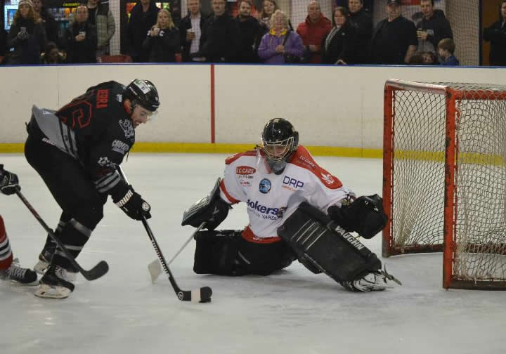 Solihull Barons Enl Ice Hockey