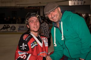 Barons Man of the Match Niklas Ottosson (S Crampton)