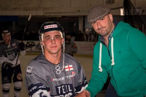 Steeldogs Man of the Match, Ben Morgan (S. Crampton)